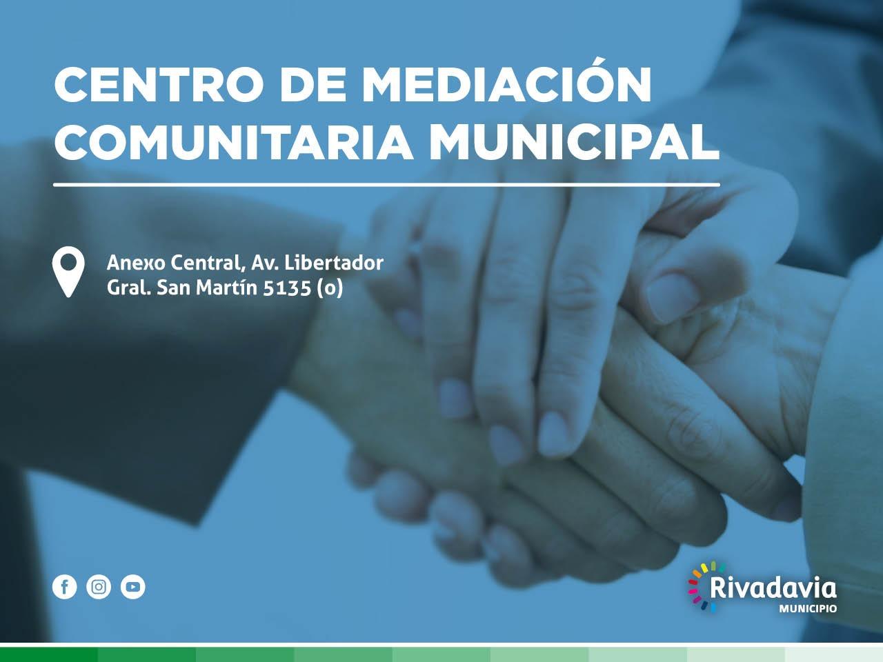MEDIACION COMUNITARIA MUNICIPAL